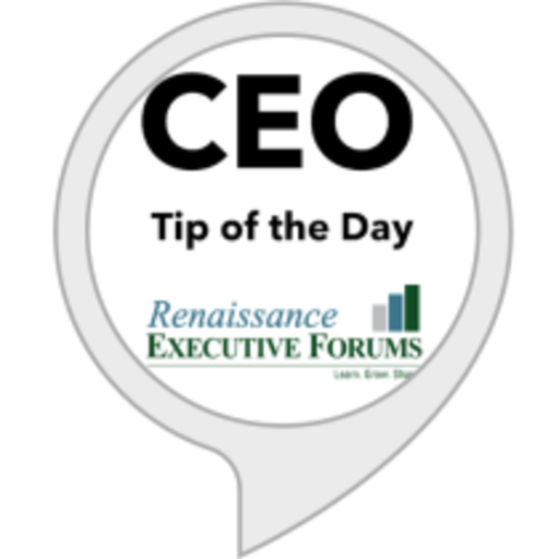 CEO Tip of the Day