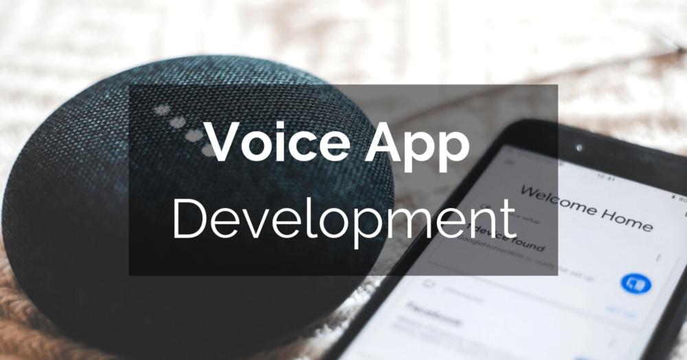 Voice App Development