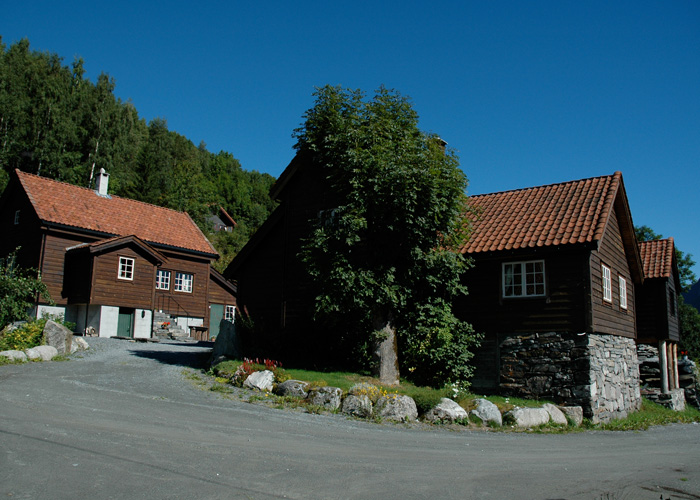 Norway Farm stays