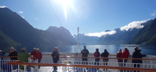 Hurtigruten Escorted Voyage