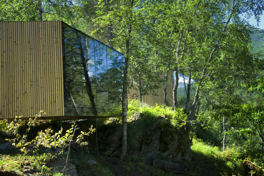 Juvet Landscape Hotel 50 Degrees North