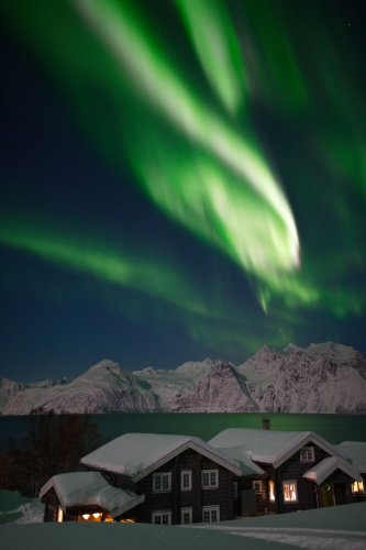 Lyngen Lodge Norway
