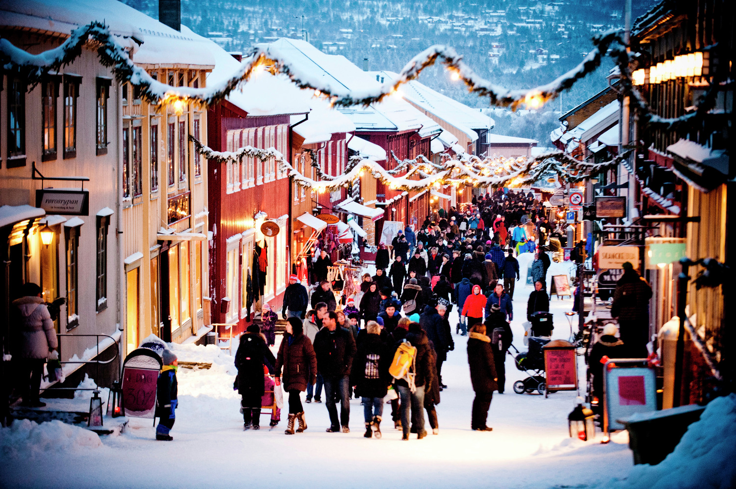 Norwegian Christmas.Norwegian White Christmas Destinations And Tours 50