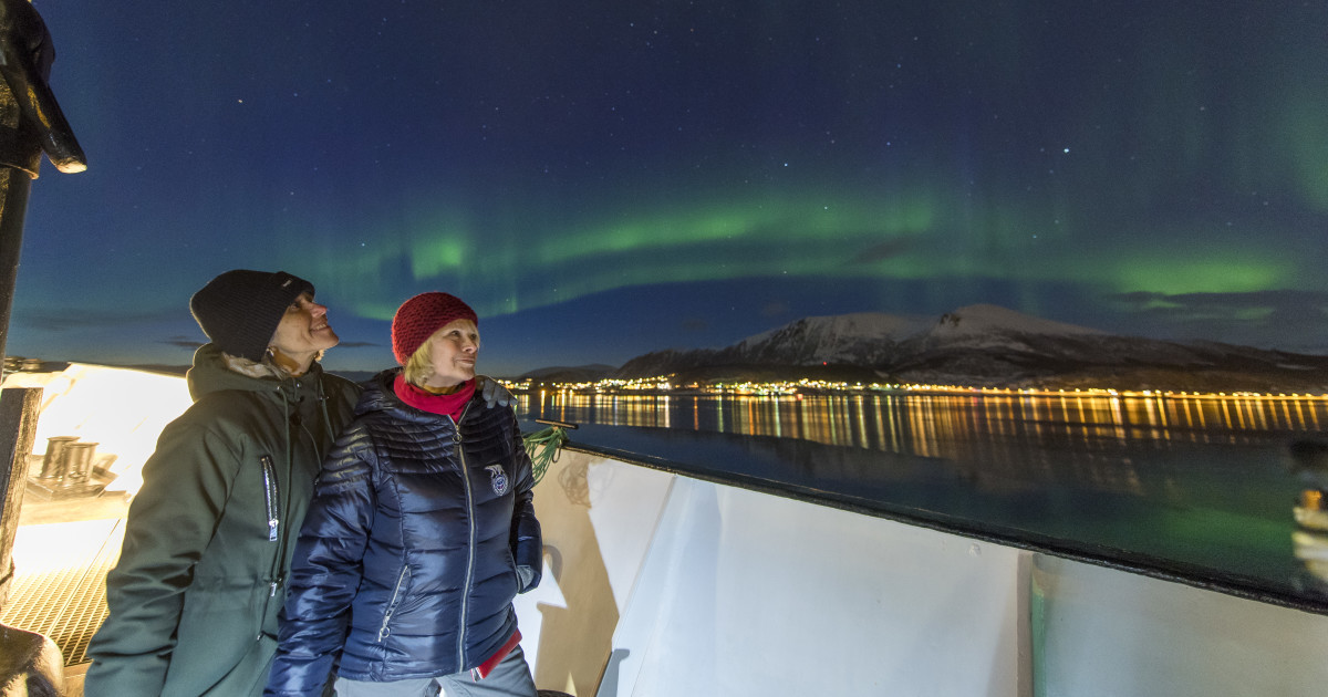 23 Day Hurtigruten tailor-made Scandinavia Tour | 50 Degrees North
