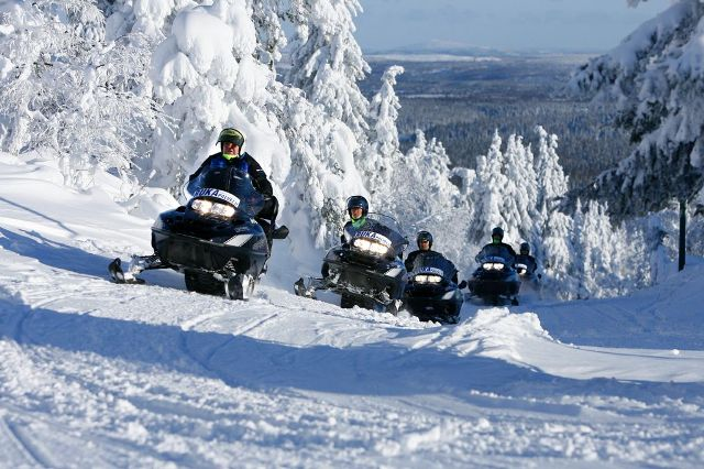 Winter Finland Adventures