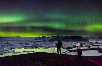 northern lights tours jokusarlon