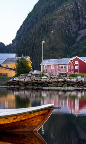 Lars Erik Martinsen, Visit North Norway