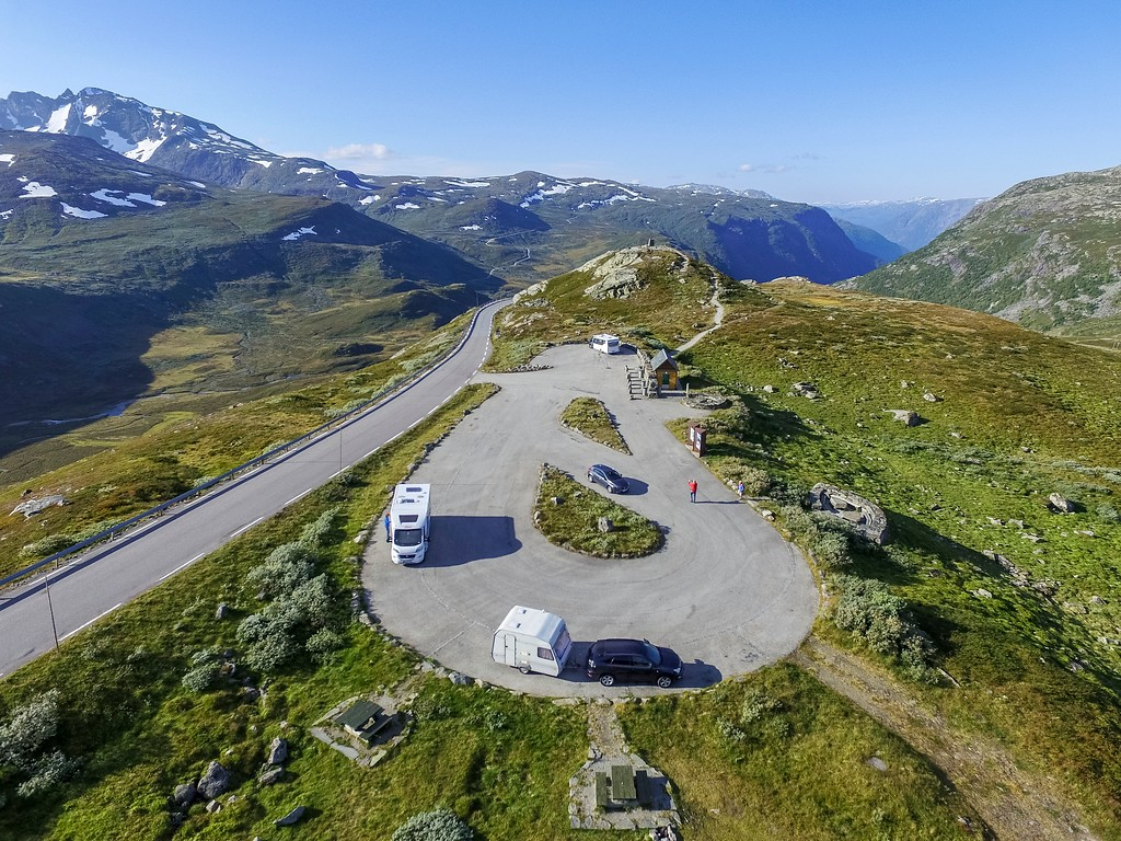 National Tourist Route Sognefjellet