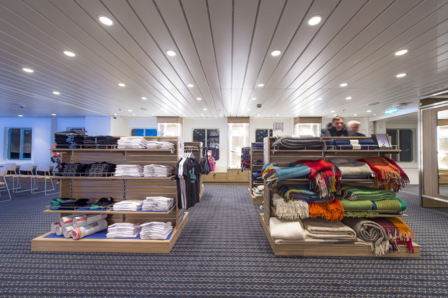Hurtigruten Kong Harald upgrade