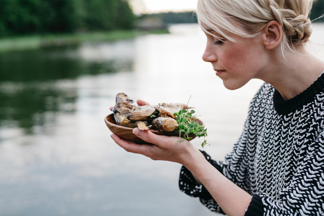 Finnish food - photo by Elina Manninen, Visit Finland Vaasa