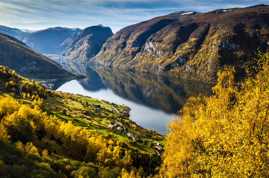 Autumn in Norway