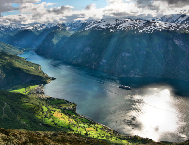 Aurland Walking Trails