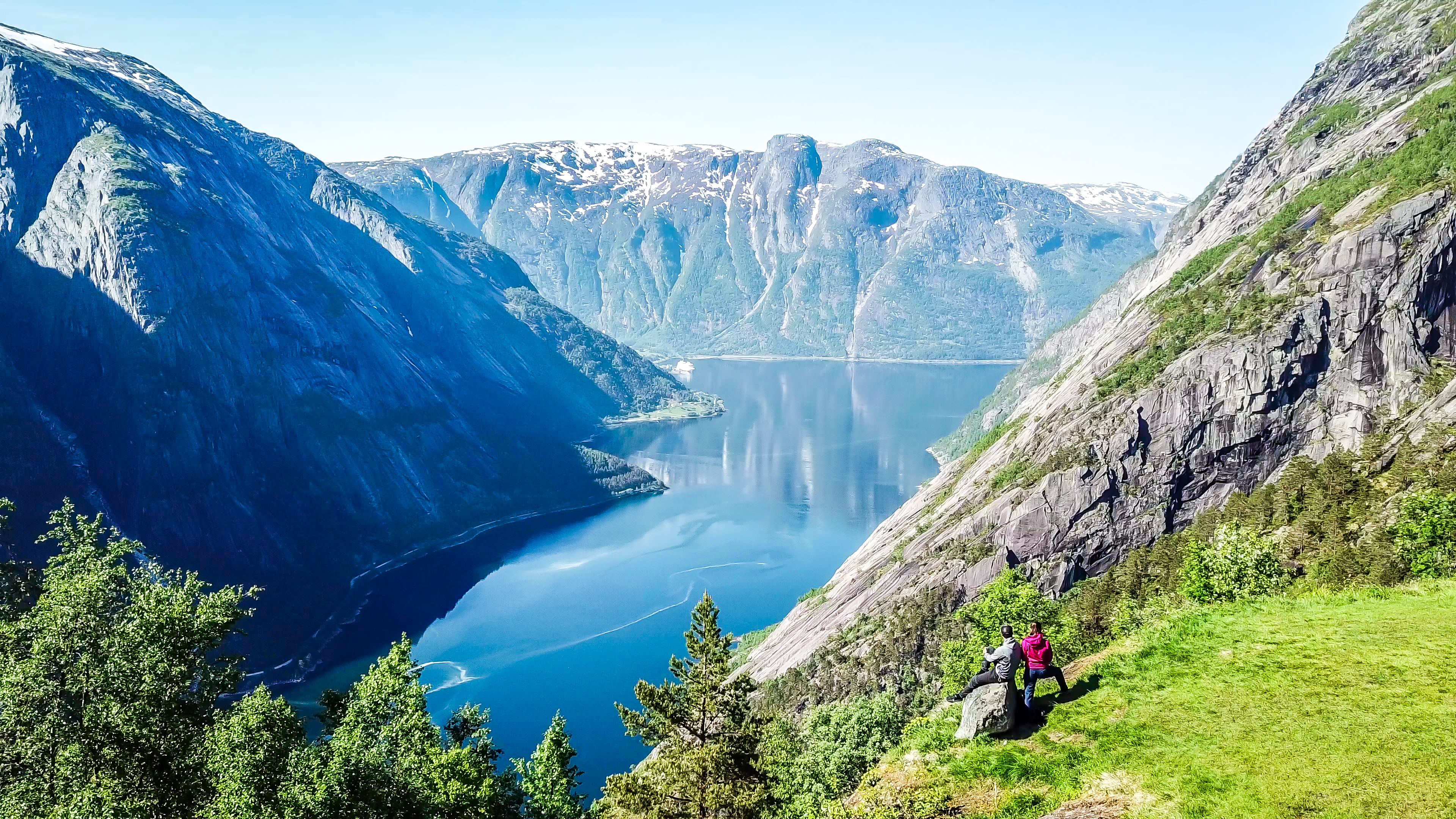 Hiking Norway Shutterstock