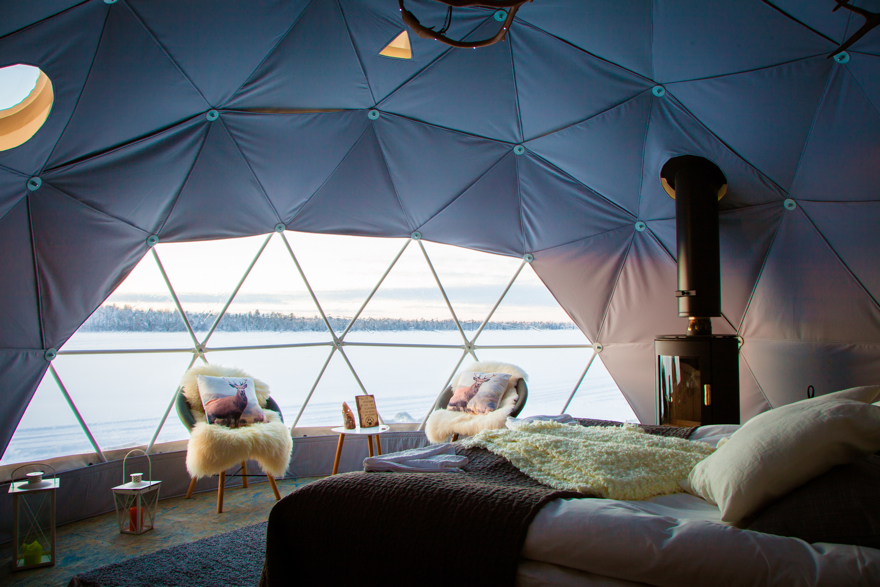 Aurora Dome Glamping
