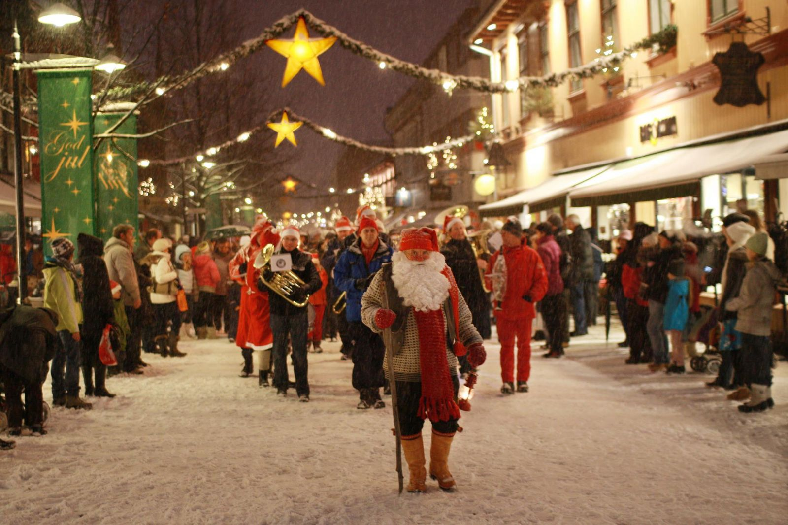 Norwegian White Christmas| 50 Degrees North