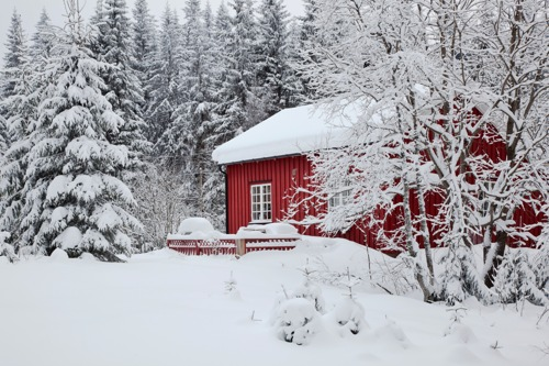 Scandinavia Winter
