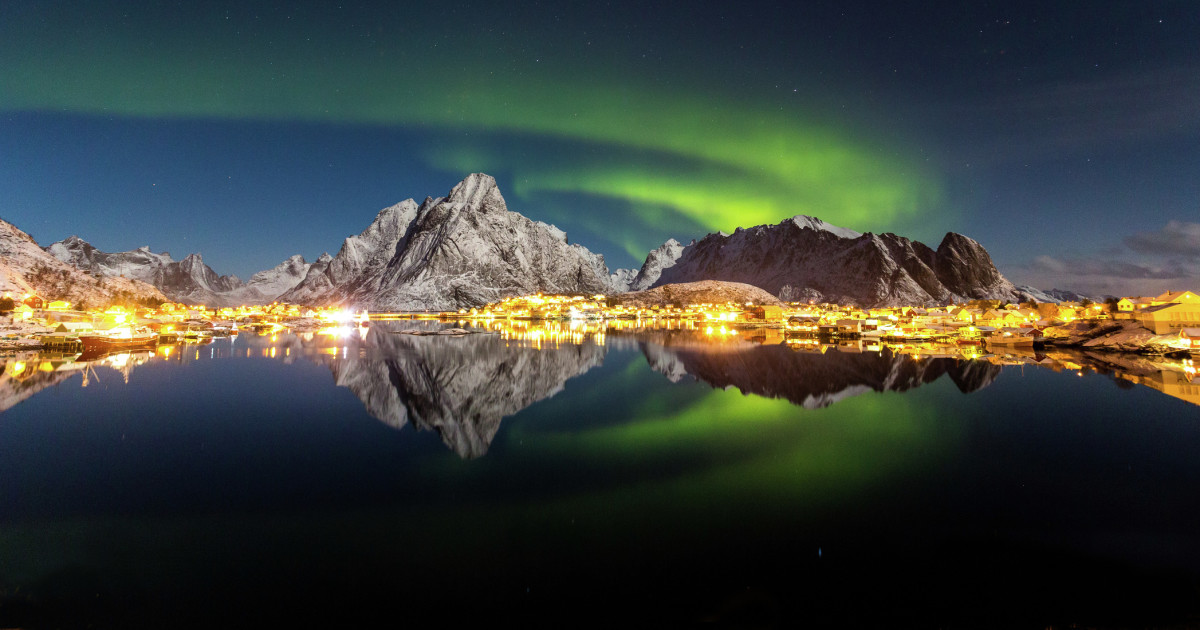 Aurora Borealis | Northern Lights | Unique snow ice hotels