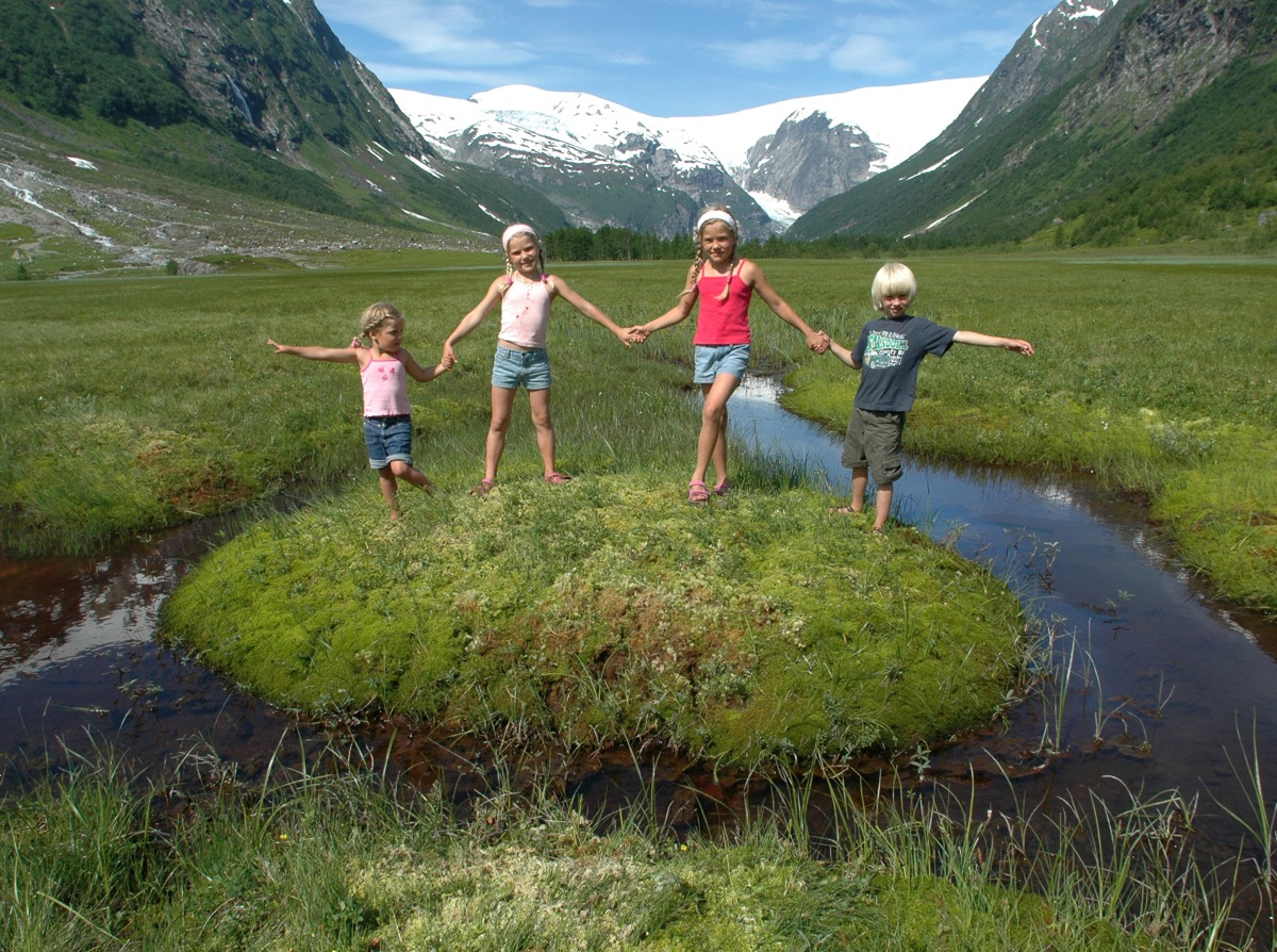 Norway with kids