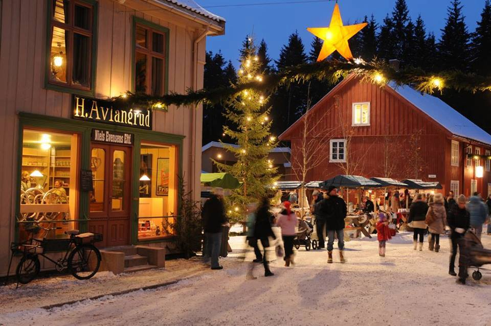Christmas In Norway.Norwegian White Christmas Destinations And Tours 50