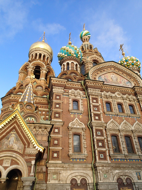 Tour St. Petersburg without the crowds on our Russian Tours