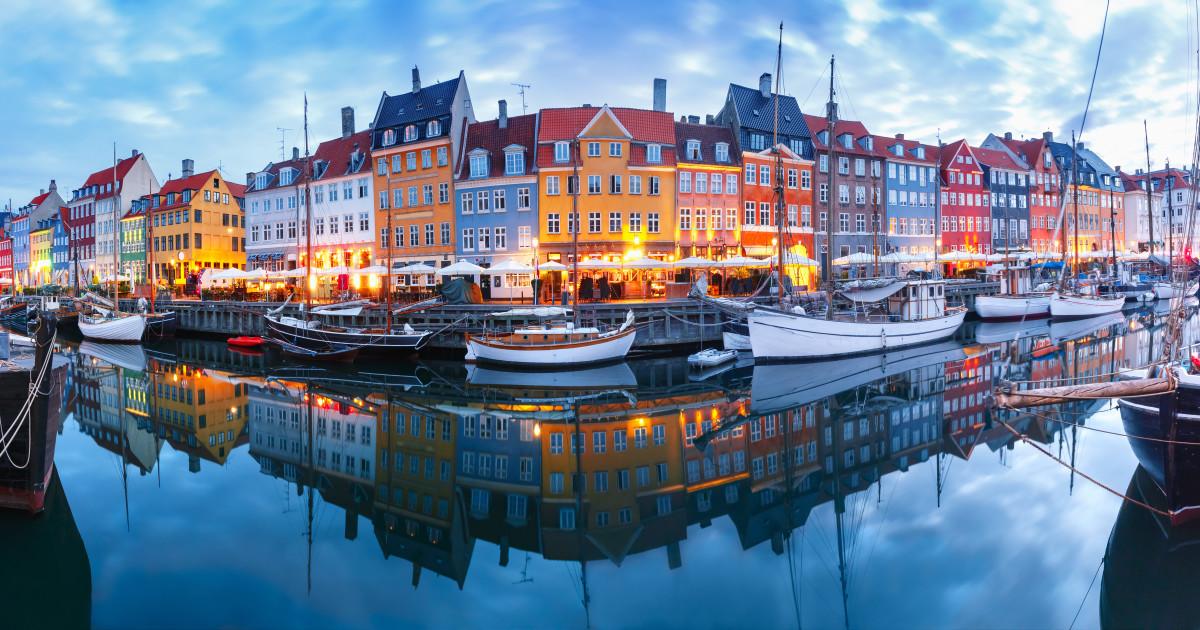 Denmark Tours & Travel | 2021 Season - 50 Degrees North