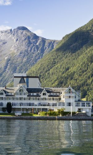 Kviknes Hotel Norway