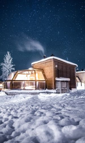 Arctic Fox Cabins
