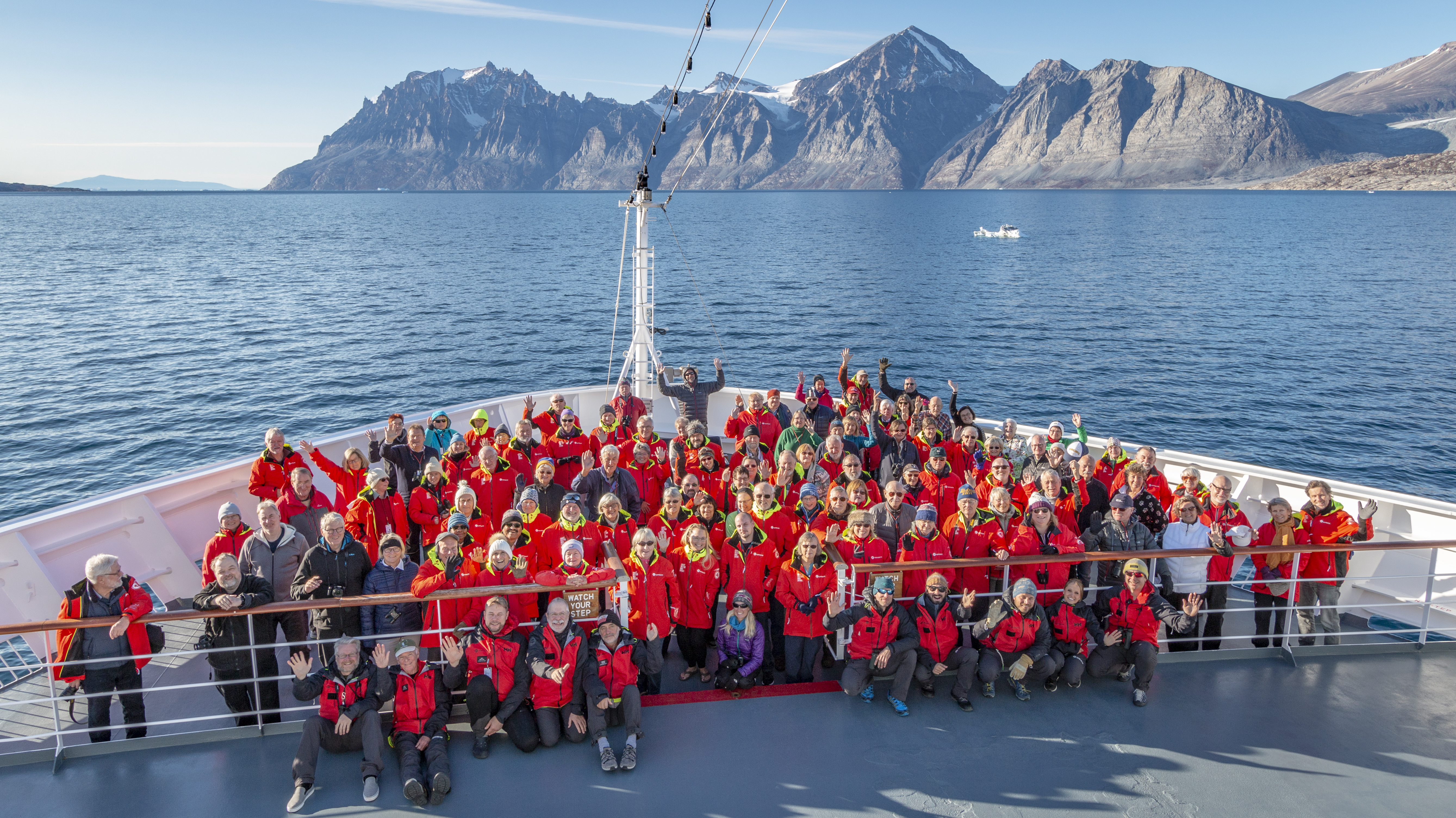 Hurtigruten Northwest Passage