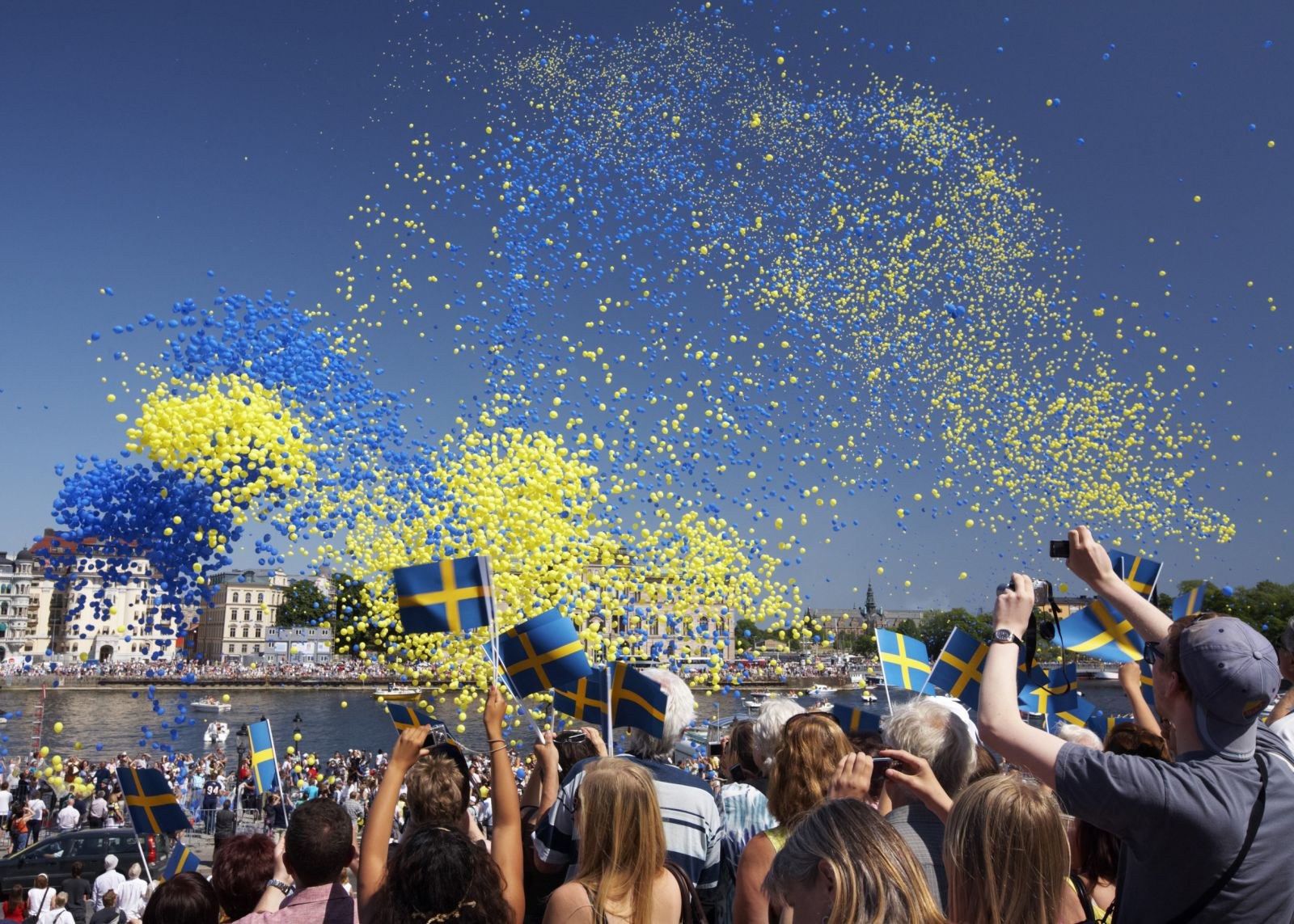National Day in Sweden