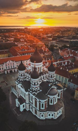 Tallinn, image credit: Mark Harrison