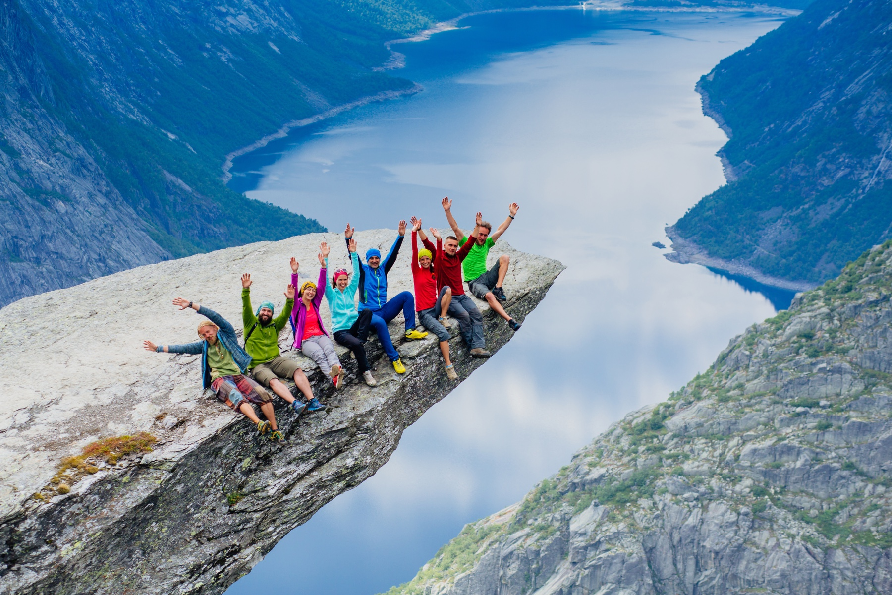 shutterstock 1161704998 Norway Pulpit Rock