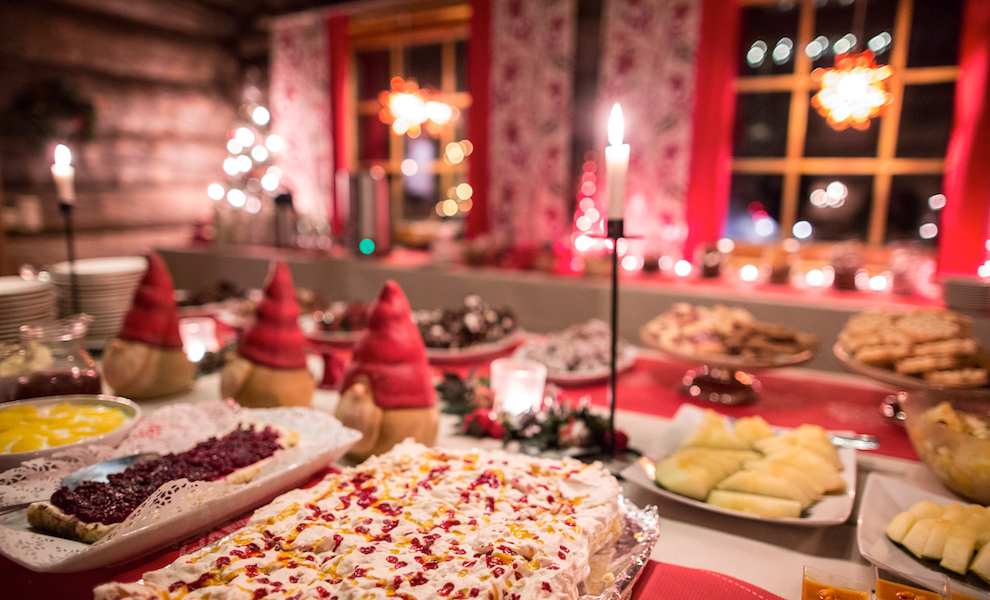 Christmas Food in Scandinavia