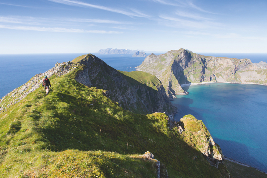 Lofoten and Hurtigruten Tours with 50 Degrees North