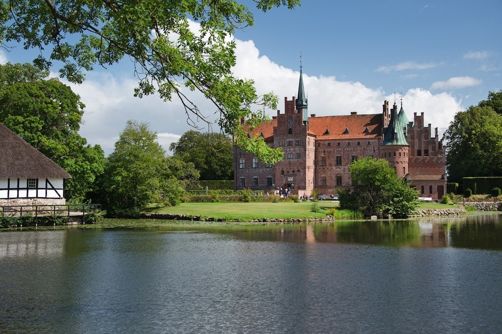 Danish Castles - Viking Tour of Denmark