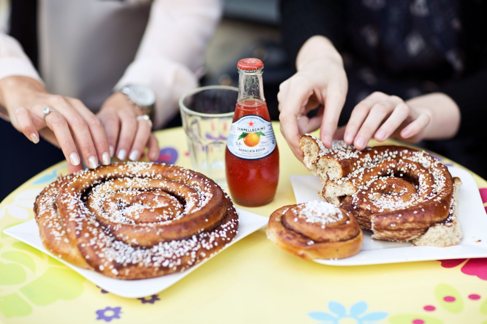 Fika in Sweden
