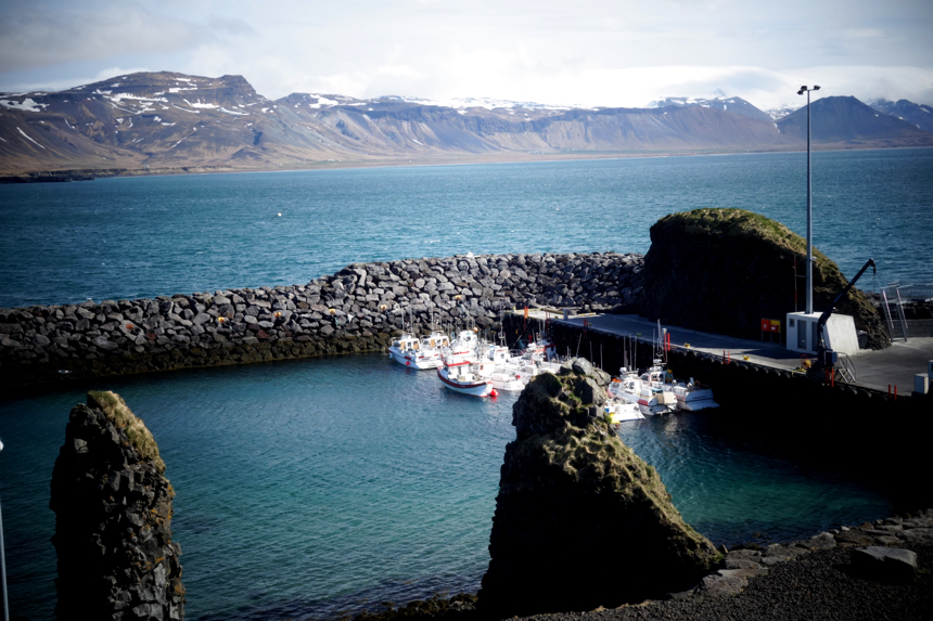 iceland fishing villages
