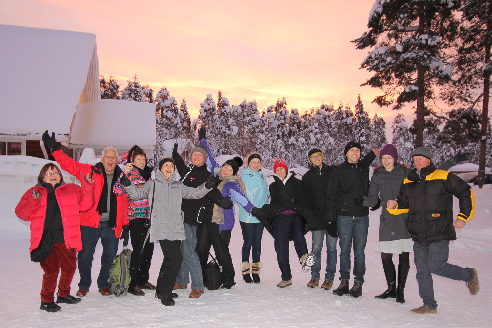 Small Group tour to Lapland