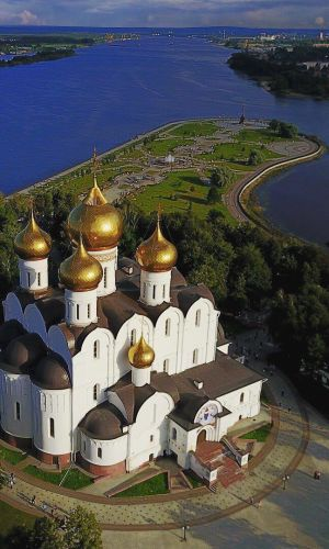Volga Dream Russia