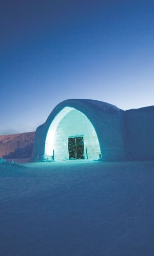 ICEHOTEL, Big Ben Productions