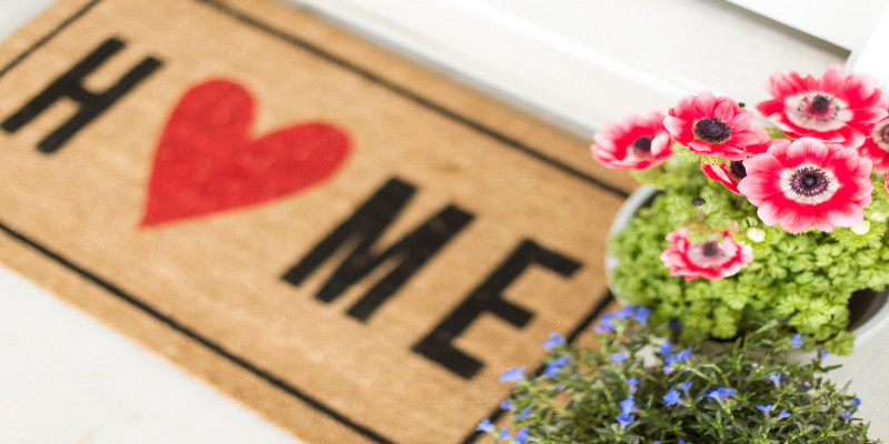 Manufactured Home Welcome Mat