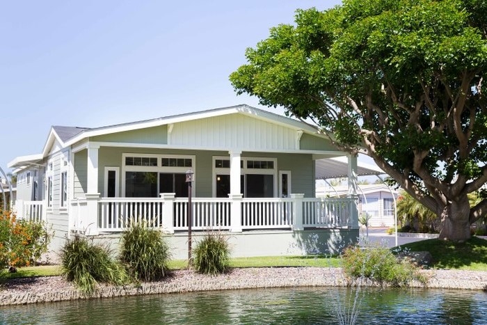 Water damage in your manufactured home? Here's what to do