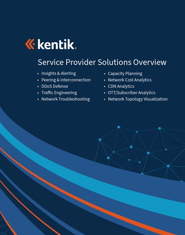 Kentik for Solution Providers Overview