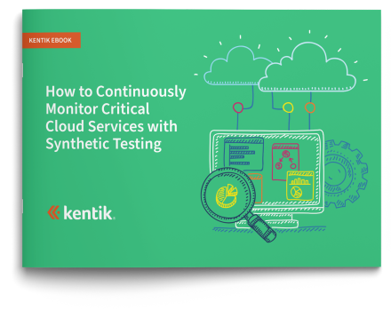 cloud synthetic testing ebook cover
