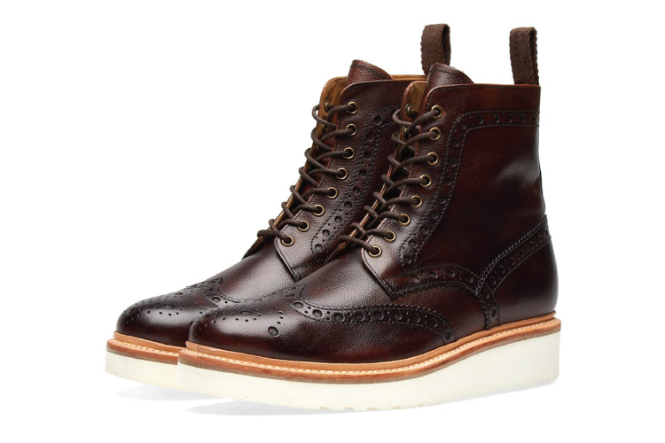 Grenson Fred Brogue Boot Review | Mr.Alife