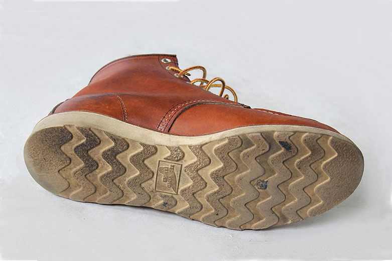 Red Wing Moc Toe 875 Sole