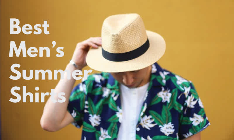 Best Men's Summer Shirts in 2019