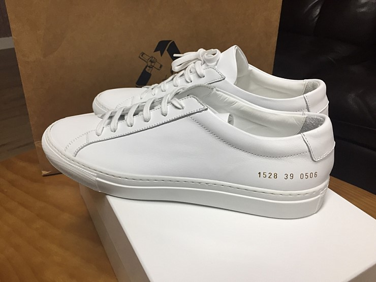 Common Projects Original Achilles Low numbers