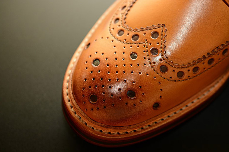 Grenson Archie Toe Box
