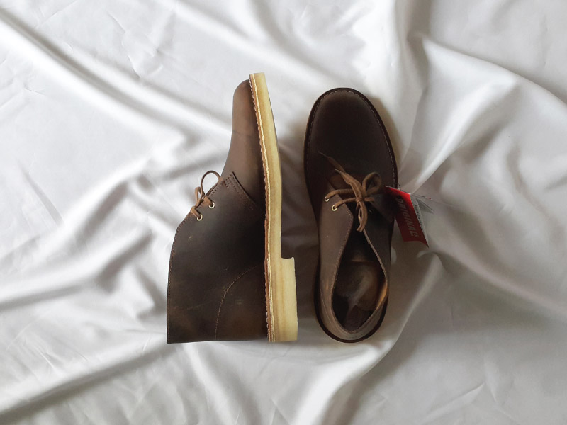 Clarks Desert Boots Top