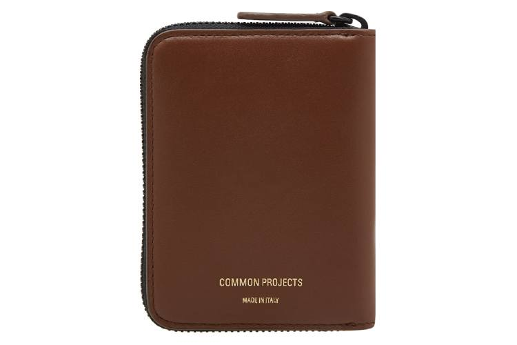 Common Projects Zip Coin Leather Case